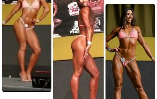 Bikini Fitness Carolina Garcia