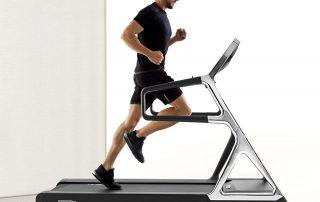 running indoor